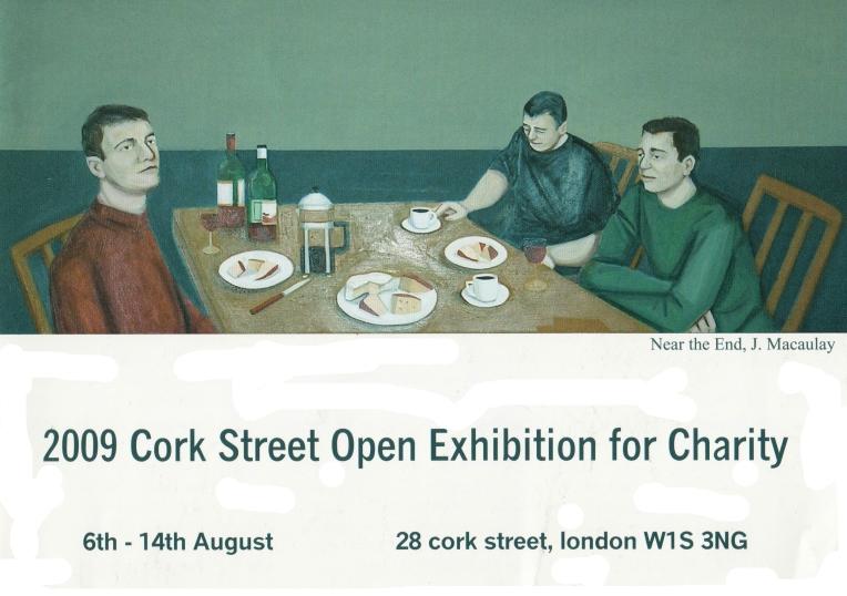 cork street open